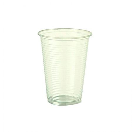 Copo plástico descartável Biodegradável Ecogreen 200ml - com 100 unidades - Altacoppo