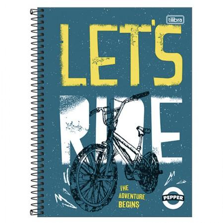 Caderno espiral capa dura universitário 1x1 - 80 folhas - Blink Unicórnio - 2 - Tilibra