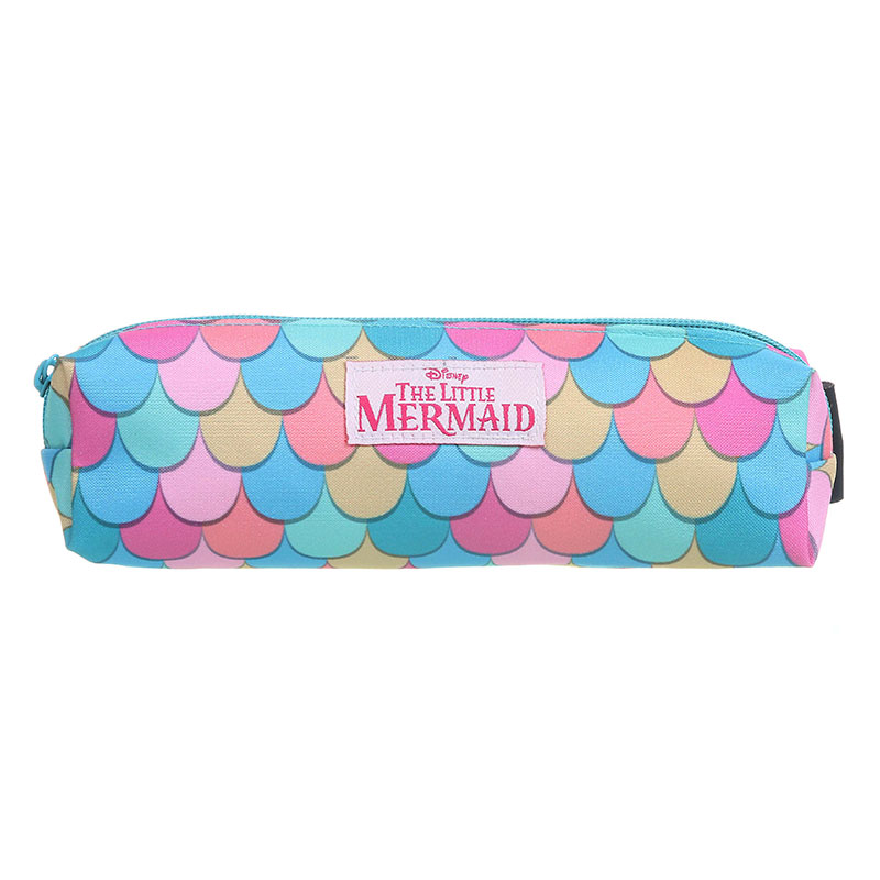 Estojo escolar com ziper - 37810/20 - Mermaid - Dermiwil