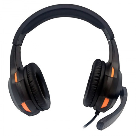 Headset P2 Gamer Gorky laranja - HS413 - Oex