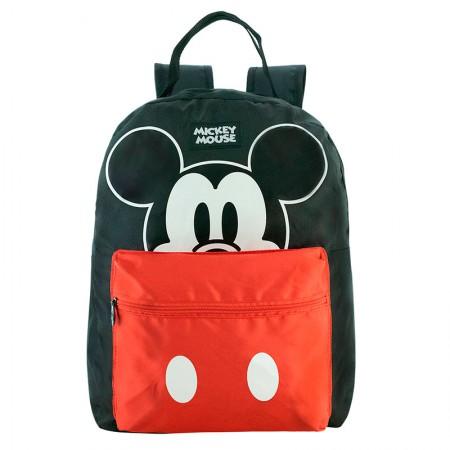 Mochila escolar grande sem rodas - 9102/20 - Mickey Teen 04 - Xeryus