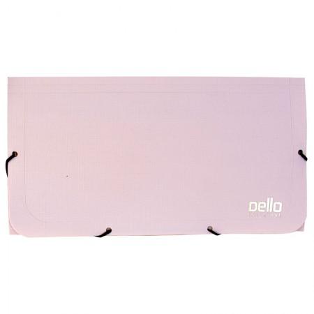 Porta documento executive rosa - 0683.W - 235x125mm - Dello