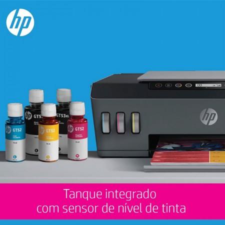 Impressora Multifuncional tanque de tinta smart tank 517 - 1TJ10A - HP