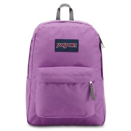 Mochila escolar Superbreak Vivid Lilac - T5013P0 - Jansport