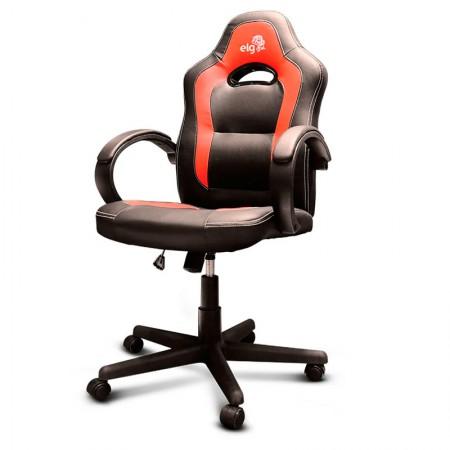 Cadeira Gamer Racing vermelho/preto CH03RD Elg