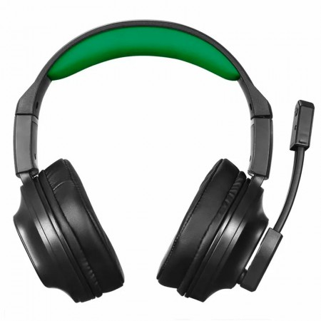 Headset P2 Gamer Genesis extreme confort Led verde - HGGE - Elg