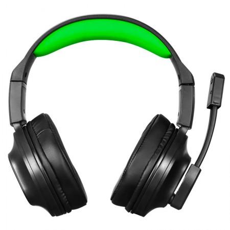 Headset P2 Gamer Arena extreme confort Led verde - HGAR - Elg