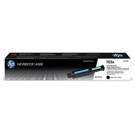 Kit Recarga HP Original Neverstop (103A) W1103A - 2500 Páginas