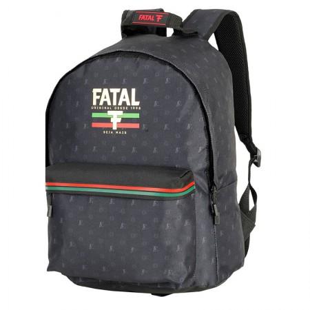 Mochila escolar grande sem roda - FTM1900400 - Fatal - Isibrás