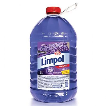 Limpador perfumado Limpol seduction 5 litros - Bombril