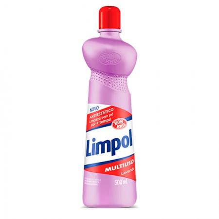 Limpador multiuso Limpol lavanda 500ml - Bombril