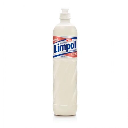 Detergente liquido Limpol coco 500ml - Bombril