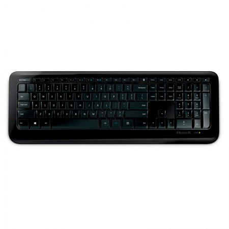 Teclado sem fio PZ3-00005 - Wireless 850 - Microsoft