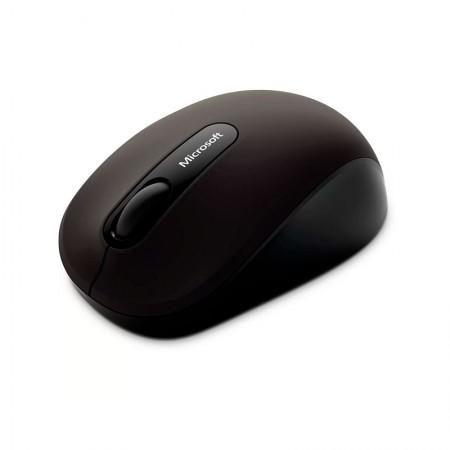 Mouse sem fio mobile bluetooth PN7-00008 preto - Wireless Mobile 3600 - Microsoft