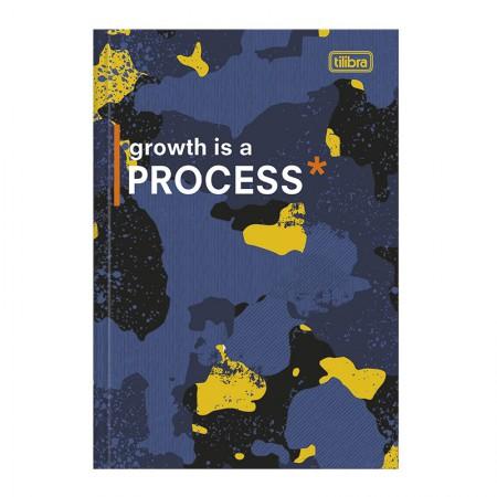 Caderno brochurão capa dura universitário 1x1 - 80 folhas - Hide - Capa 2 - Tilibra