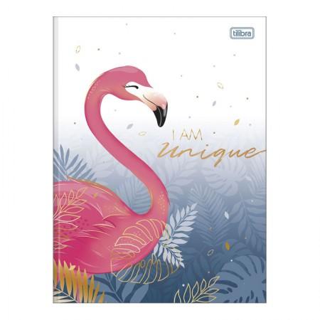 Caderno brochurão capa dura universitário 1x1 - 80 folhas - Aloha - Capa 1 - Tilibra
