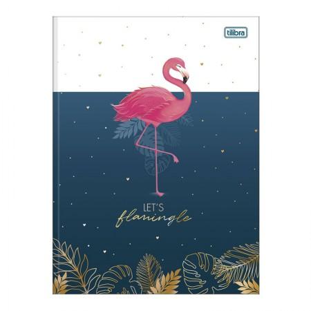 Caderno brochurão capa dura universitário 1x1 - 80 folhas - Aloha - Capa 3 - Tilibra