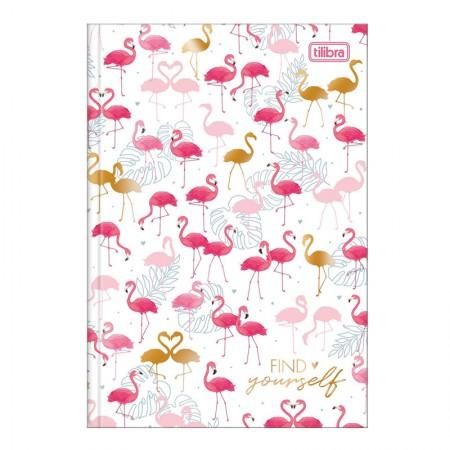 Caderno brochura capa dura 1/4 - 80 folhas - Aloha - Capa 1 - Tilibra