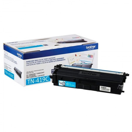Toner Brother TN419C - ciano 9000 páginas