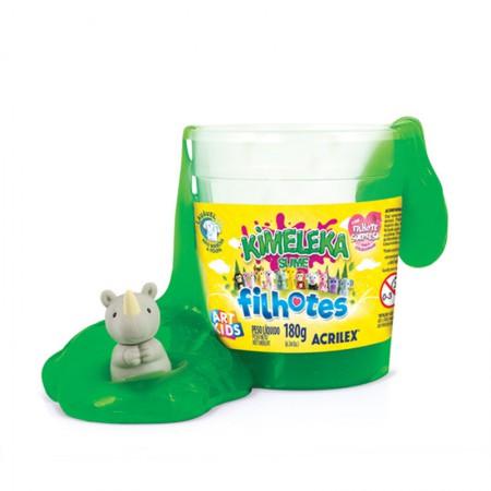 Kimeleka Art Kids com filhotes surpresa 180g - unidade - Acrilex