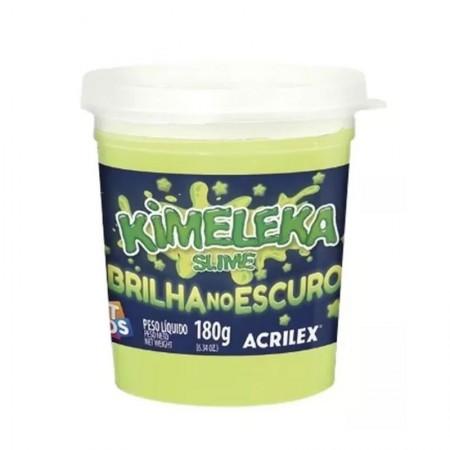 Kimeleka Art Kids neon 180g - unidade - Acrilex