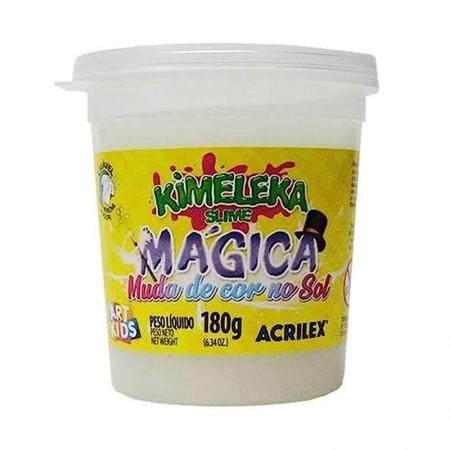 Kimeleka Art Kids mágica 180g - unidade - Acrilex