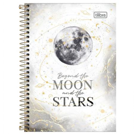 Caderno espiral capa dura 1/4 - 80 folhas - Magic - Capa 1 - Tilibra