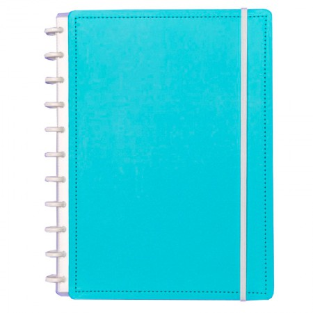 Caderno inteligente grande Azul Celeste - CIGD4044