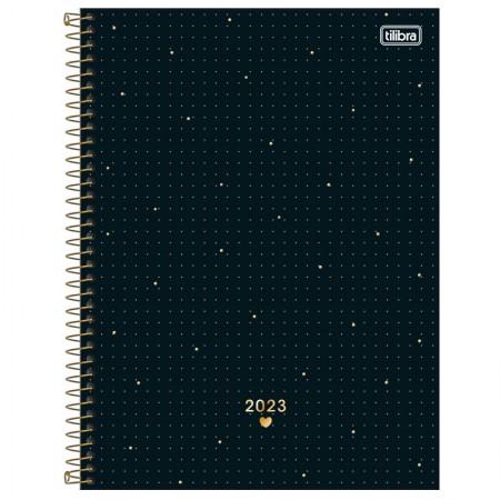 Agenda espiral diária West Village 2022 - M9 - Capa 4 - Tilibra