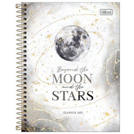 Agenda planner espiral semanal Magic 2022 - Capa 4 - Tilibra