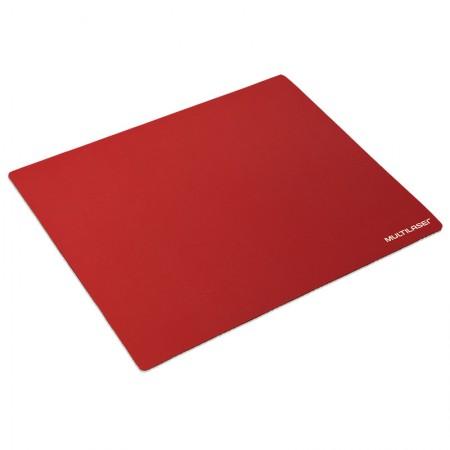 Mouse pad vermelho - AC066/VM - Multilaser