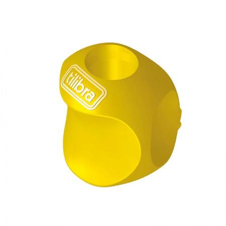Apoio grip ergonômico para lapis - 301337 - unidade -  Amarelo - Tilibra