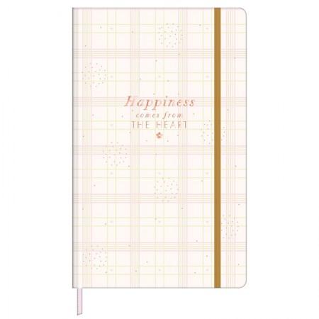 Caderno costurado grande Fitto Soho - pontilhado - 80 folhas - Capa 2 - Tilibra