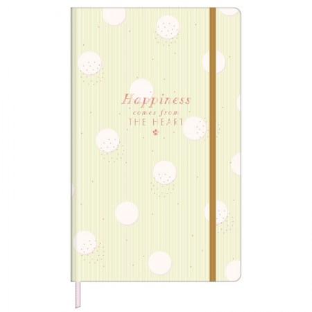 Caderno costurado grande Fitto Soho - pontilhado - 80 folhas - Capa 3 - Tilibra