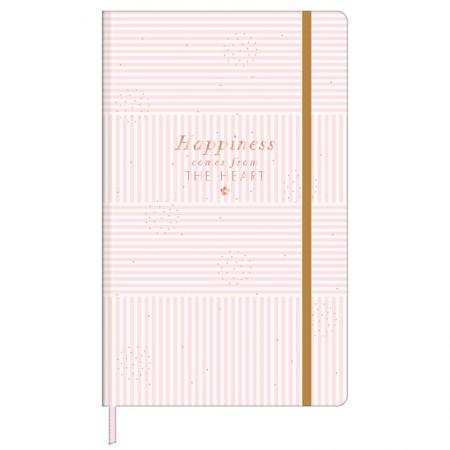 Caderno costurado grande Fitto Soho - pontilhado - 80 folhas - Capa 4 - Tilibra