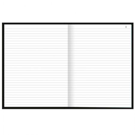 Livro atas vertical - com 200 folhas - Tilibra