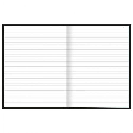 Livro atas vertical - com 100 folhas - Tilibra