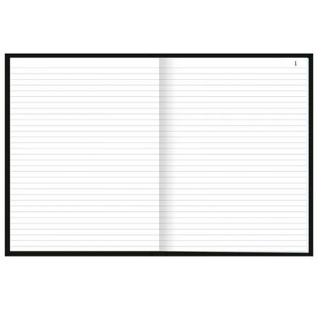 Livro atas vertical - com 50 folhas - Tilibra