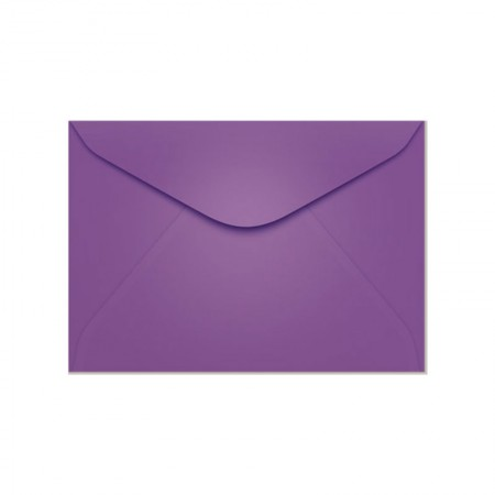 Envelope Color Plus Amsterdan 114x162mm - blister com 10 unidades - Scrity