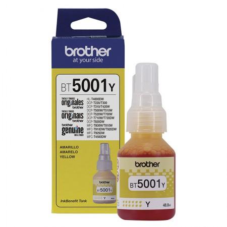 Refil para InkTank BT5001Y amarelo - Brother