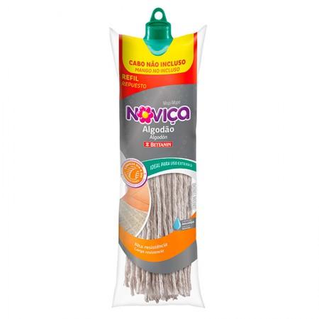 Novica refil mop esfregão algodão 1322R - Bettanin