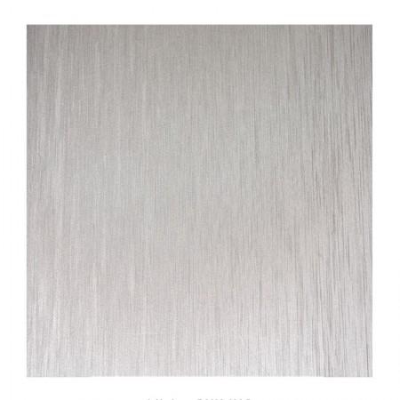 Adesivo Aço escovado prata - rolo com 2 metros - 100724 -  Contact