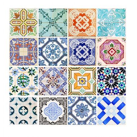 Adesivo Azulejos - rolo com 2 metros - 210130 - Con-Tact