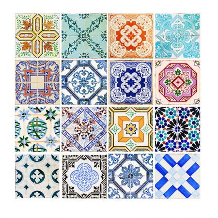 Adesivo Azulejos - rolo com 2 metros - 210130 - Contact