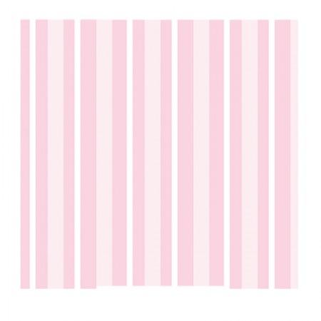 Adesivo Listrado rosa - rolo com 2 metros - 240011 - Con-Tact