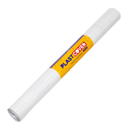 Adesivo Transparente - rolo com 2 metros - C11060 - Con-Tact