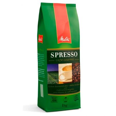 Café em grão - pacote com 1 kg - Melitta