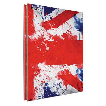 Pasta catálogo ofício 4290 - england - com 25 plásticos - Chies