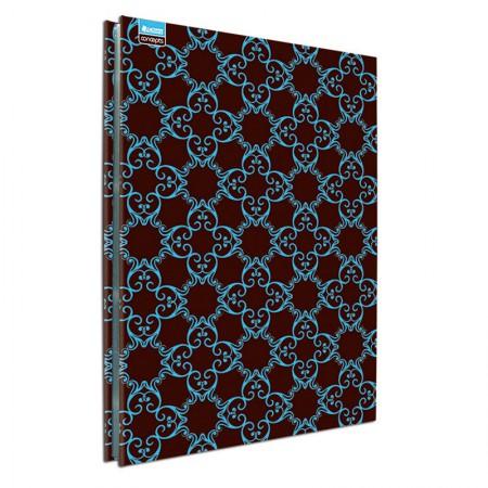 Pasta catálogo ofício 4288 arabesco 25 plásticos Chies