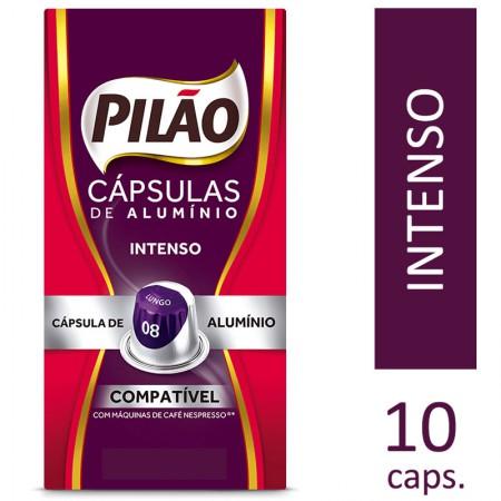 Cápsula de café Espresso 8 - 4028657 - com 10 unidades - Pilão